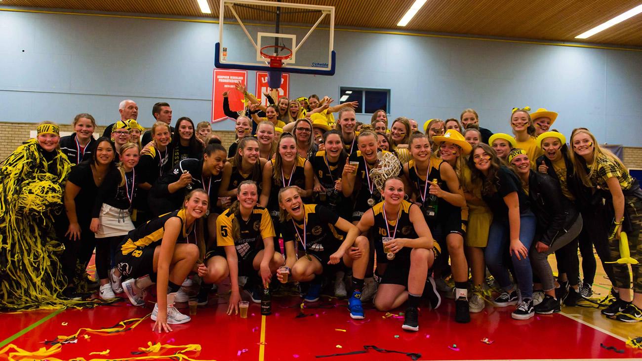 2019 Kampioen in Landsmeer