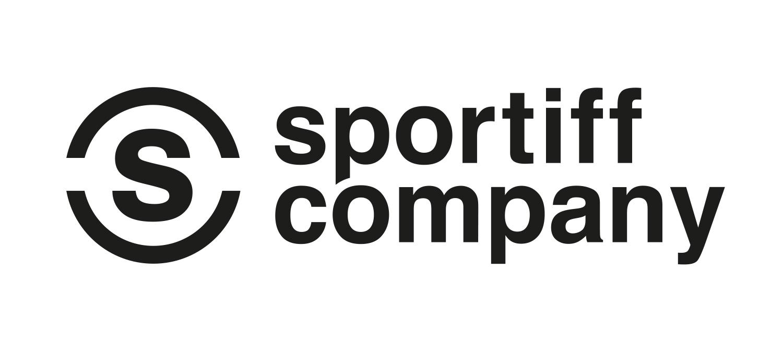 Hoofdsponsor en logo Sportiff Company