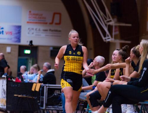 Grasshoppers VSE1 boekt grote winst tegen BC Utrecht Cangeroes VSE1